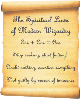 Spiritual Laws of Wizardry